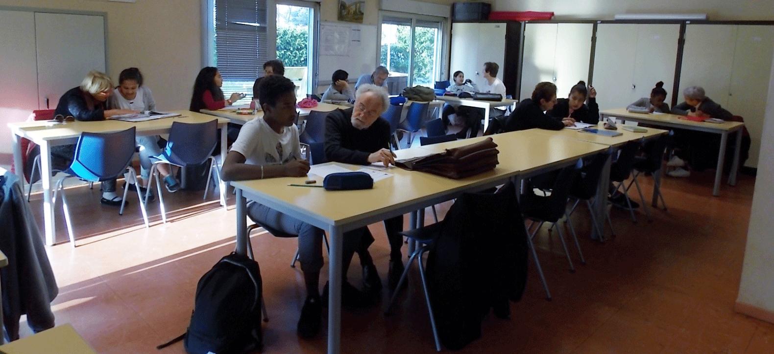 Soutien scolaire avec Amitié Solidarité 31